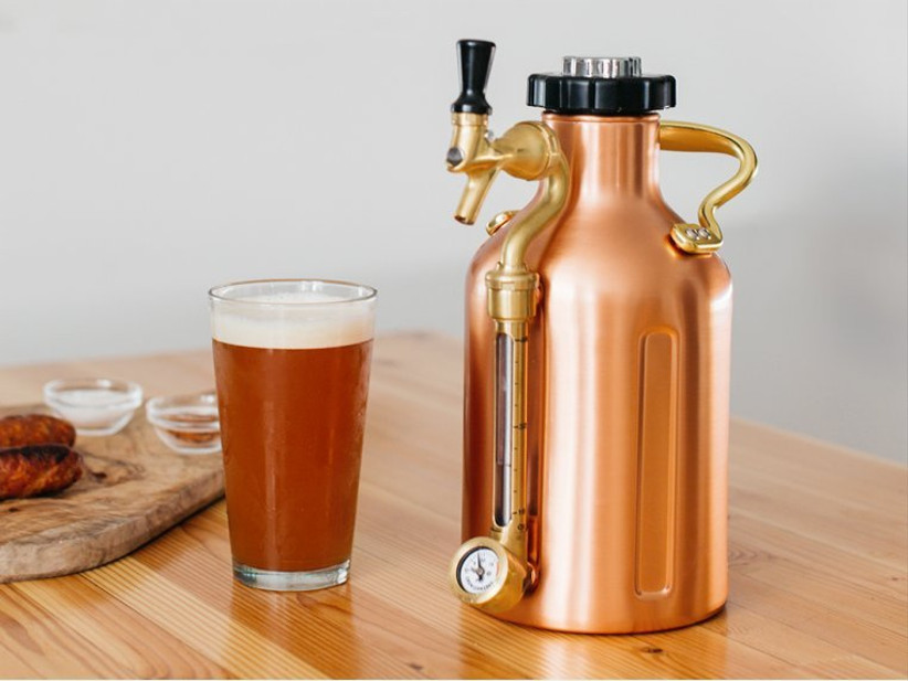 growler set