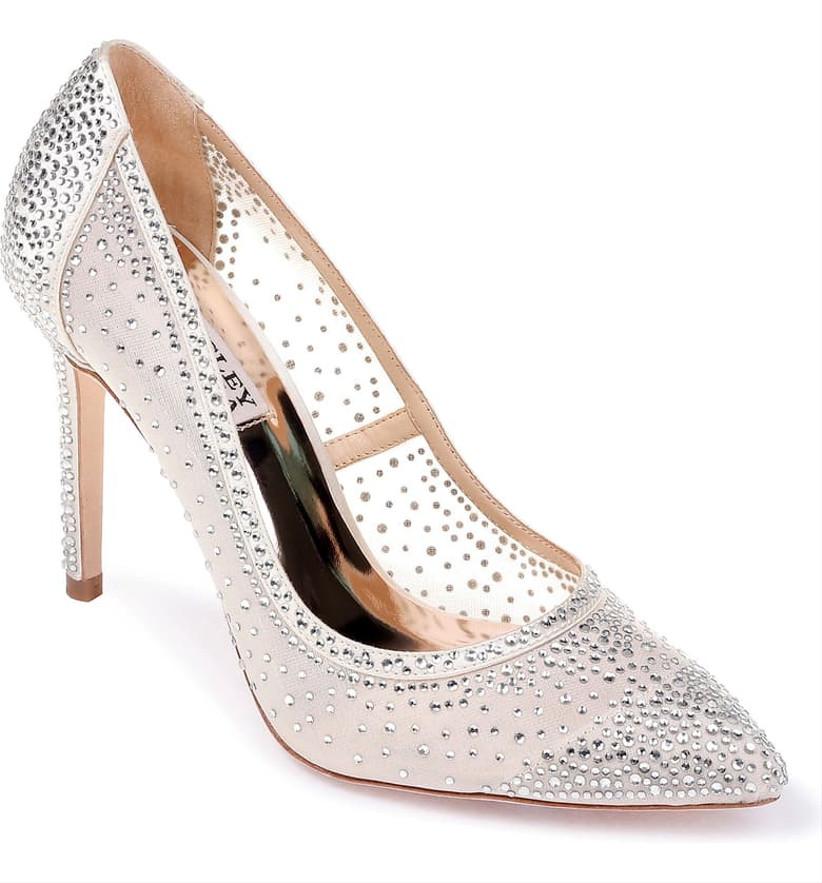 badgley mischka weslee shoes