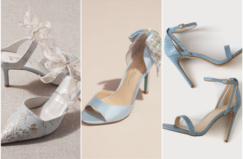 27 Wedding Shoes To Wear As Your Something Blue