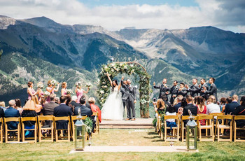 24 Colorado Mountain Wedding Venues with the Most Amazing Views