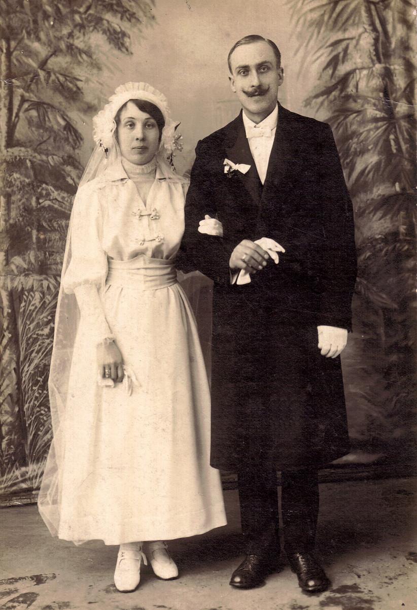 1910 couple