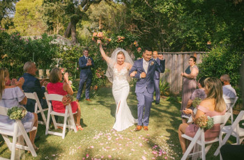 A Complete Guide to Planning a Backyard Wedding Reception