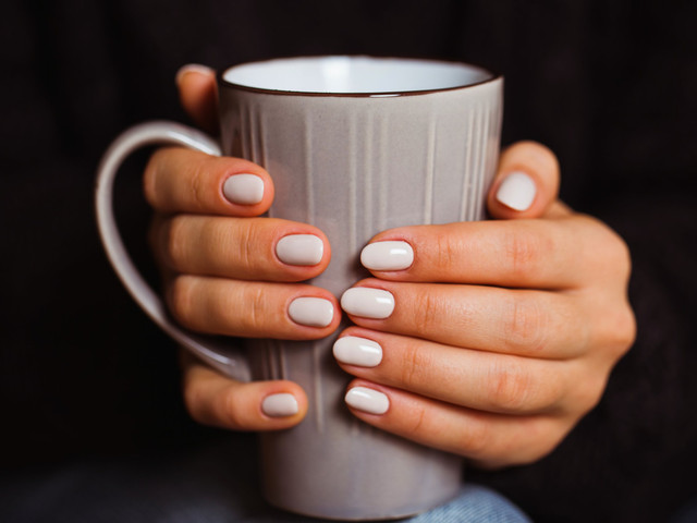 10 At-Home Manicure Ideas to Complement Your Engagement Ring