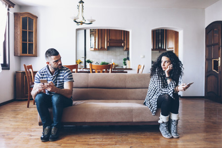 4 Signs You're Giving Your Partner Too Much Space