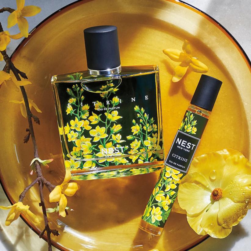 sephora nest new york citrine perfume for 13th year wedding anniversary gift