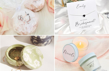 The 27 Cutest Ideas You Have to Include in Your Bridesmaid Boxes