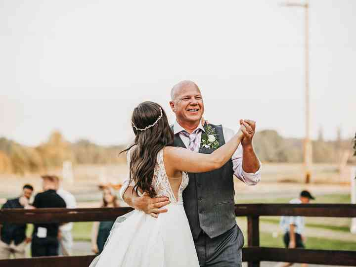 15 Classic Rock Father Daughter Dance Songs For The Dad Who Wants To Rock Weddingwire