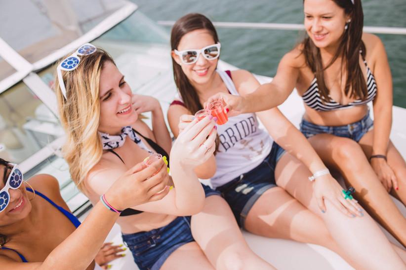 nautical bachelorette party