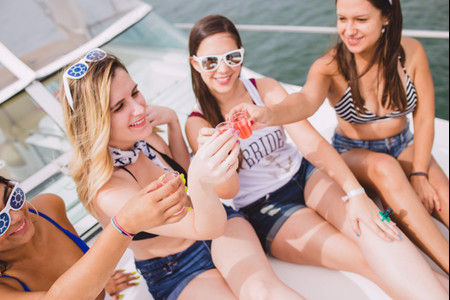 Everything You Need to Throw a Nautical Bachelorette Party