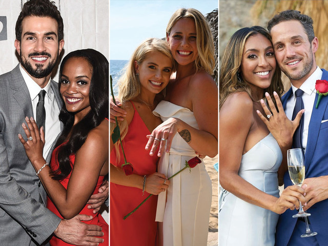 The Biggest 'Bachelor' Engagement Rings of All Time