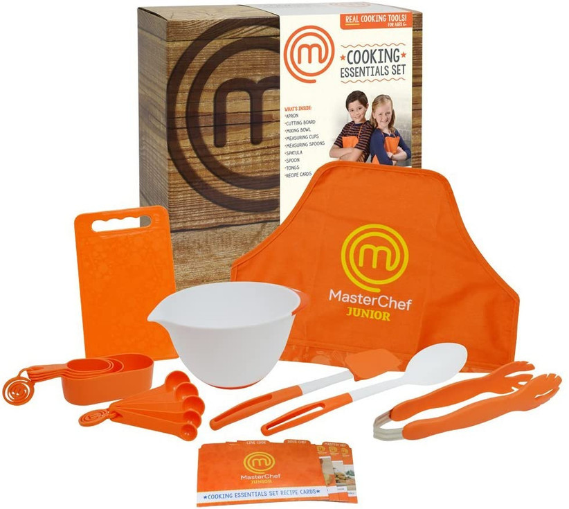 master chef cooking set