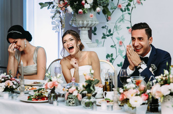 10 Awkward Wedding Moments—And How to Gracefully Handle Them