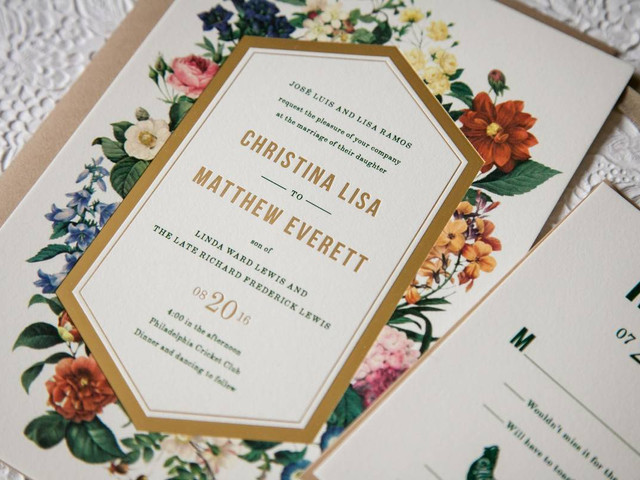 Your (Stress-Free!) Guide to Wedding Invitation Wording