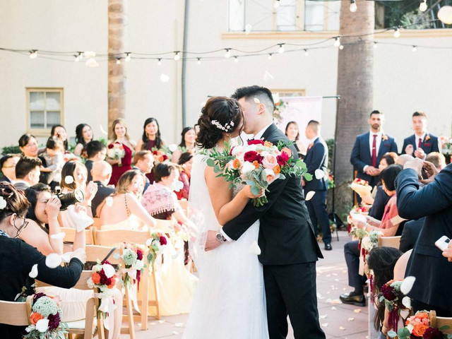 These 10 Pasadena Wedding Venues are Sunny SoCal Perfection