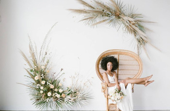 The 2020 Wedding Flower Trends, Beyond the Bouquet