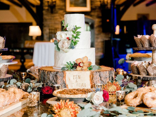 15 Rustic Wedding Cakes Perfect for a Countryside Celebration