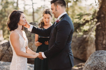 15 Non-Religious Ceremony Readings to Personalize Your Wedding