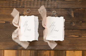 The Scoop on Hiring a Professional Wedding Vow Writer