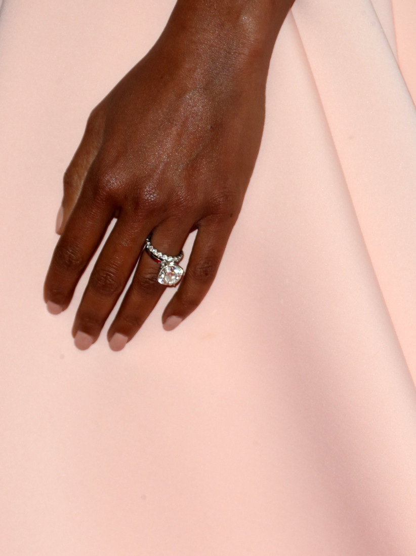 Gabrielle Union's engagement ring
