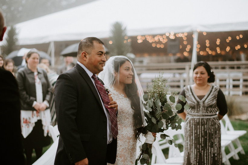 45 Modern Wedding Processional Songs That Cue All the Tears
