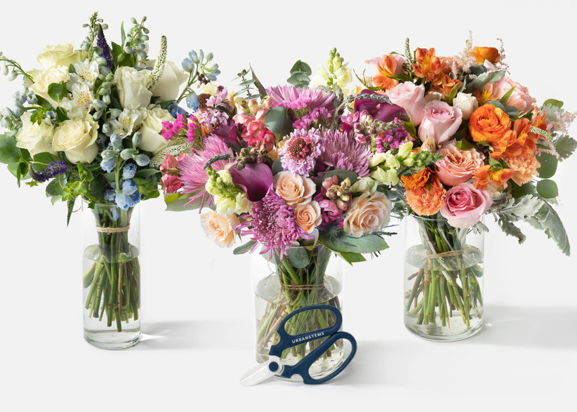 10 year anniversary gift flower bouquets from urbanstems