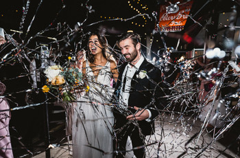 How Long Is a Wedding Reception?