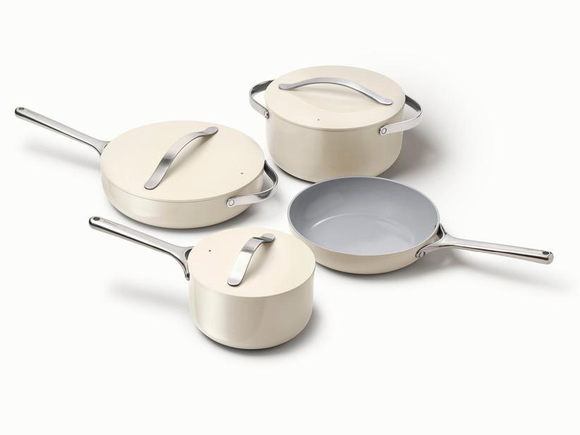 Caraway cream cookware set