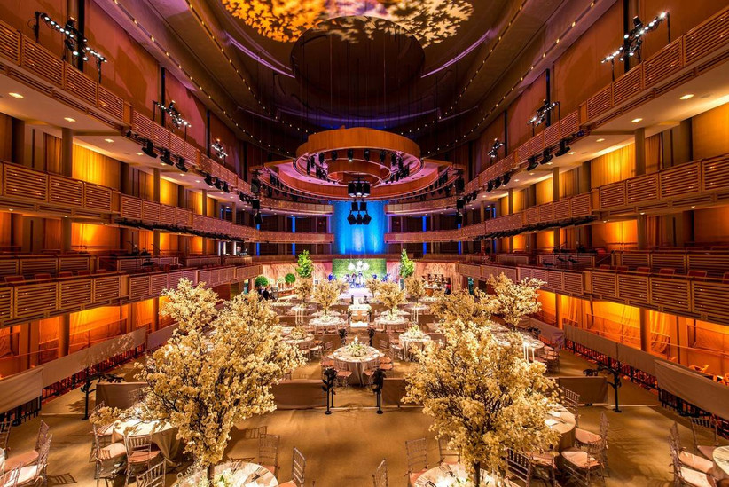 arsht center wedding