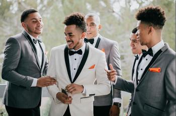 28 Wedding Bow Ties Anyone Can Rock