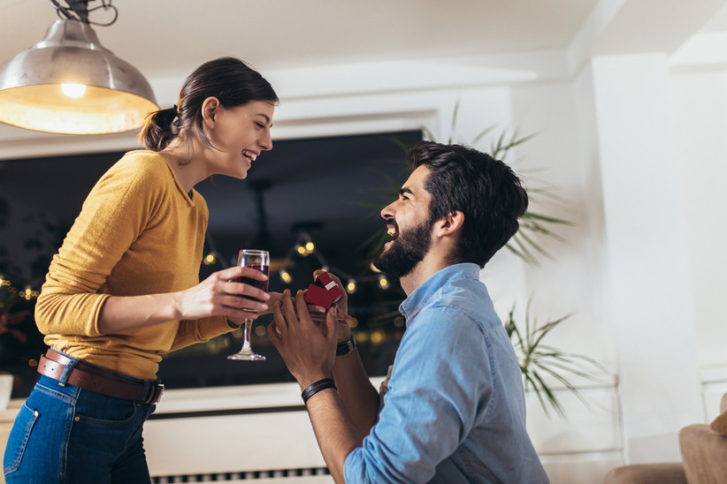 15 Things NOT to Say Right After Getting Engaged