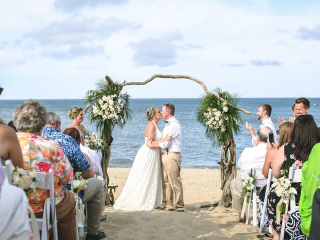 The 10 Best U.S. Destinations for Beach Weddings