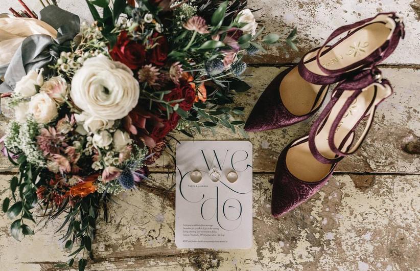 wedding invitation we do