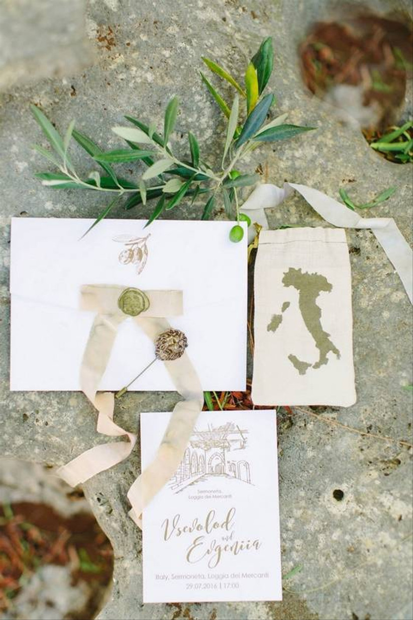 Fior d'Amore Wedding in Italy