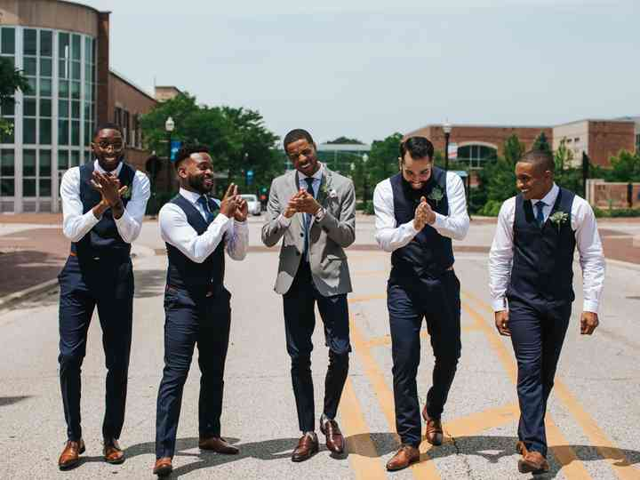 The Best Man Duties Checklist You Need To Ace The Job Weddingwire