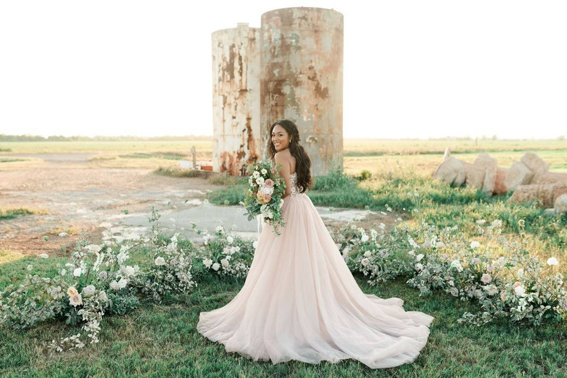 The Top 8 Wedding Dress Shapes And Silhouettes Defined Weddingwire