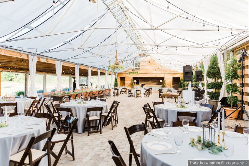 long hollow gardens wedding reception