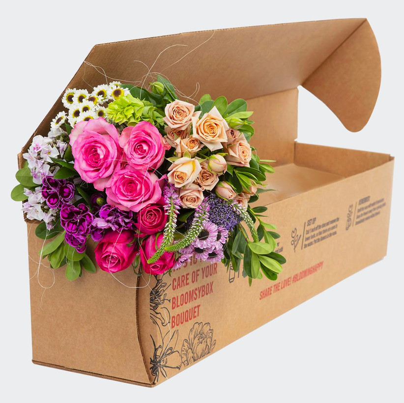 BloomsyBox bouquet delivery