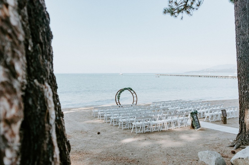 11 Lake Tahoe Wedding Venues That Are Truly Spectacular Weddingwire