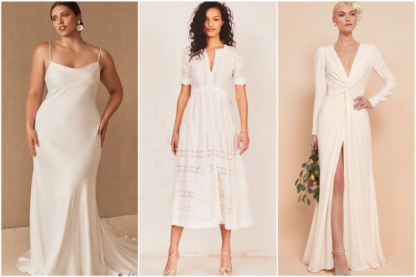 courthouse wedding dresses