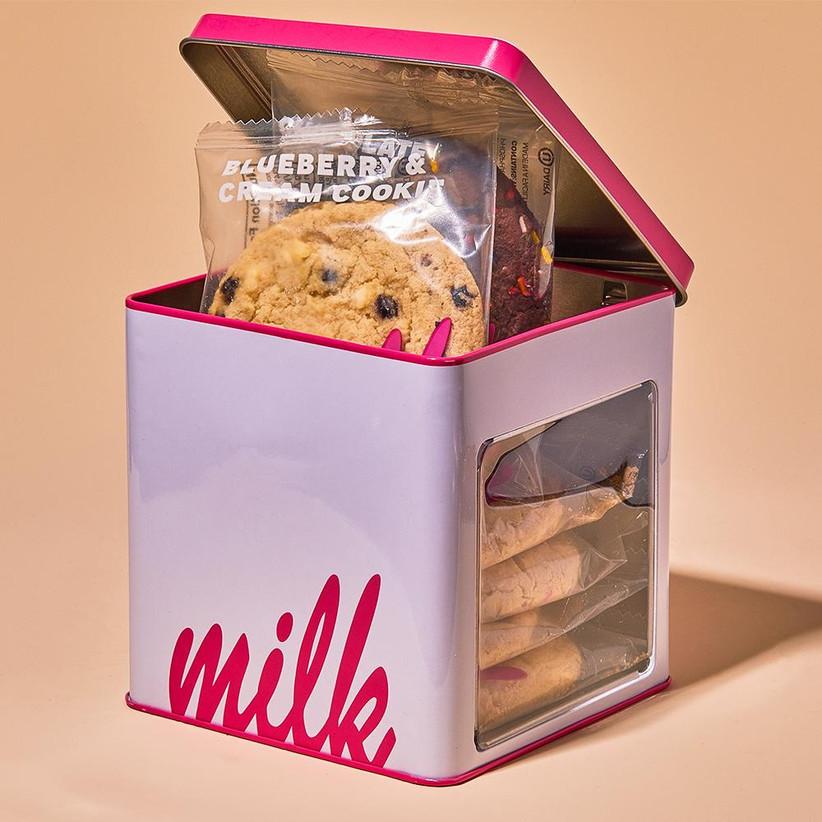 milk bar cookies gift tin