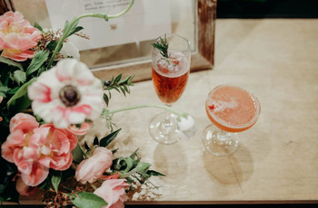 27 Clever Signature Wedding Drink Names