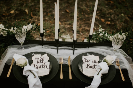 What's a Gothic Wedding? Here's Everything You Need to Know