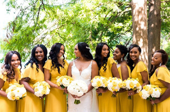 30 Bridesmaid Hairstyles That Will Have Your Squad Looking Gorg