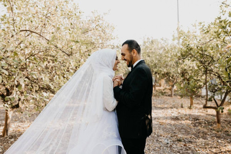 Your First Muslim Wedding Ceremony? Here's What to Expect.