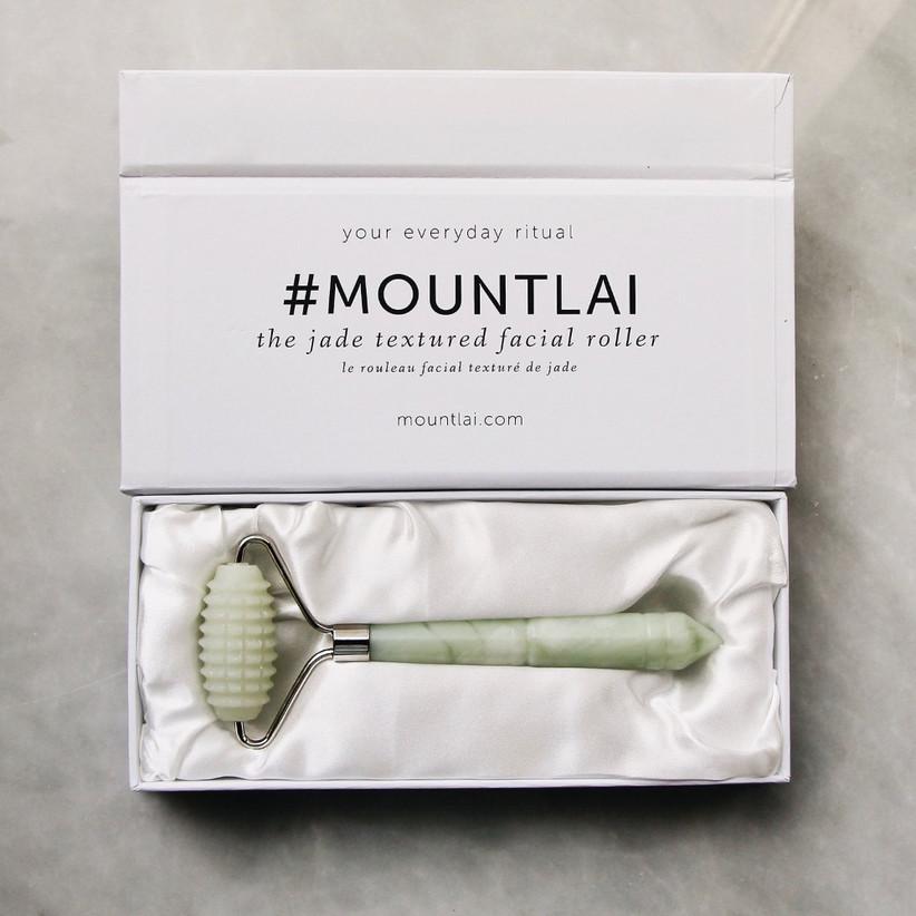jade facial roller engagement gift