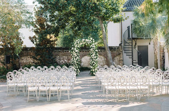 8 Downtown Charleston Wedding Venues to Obsess Over