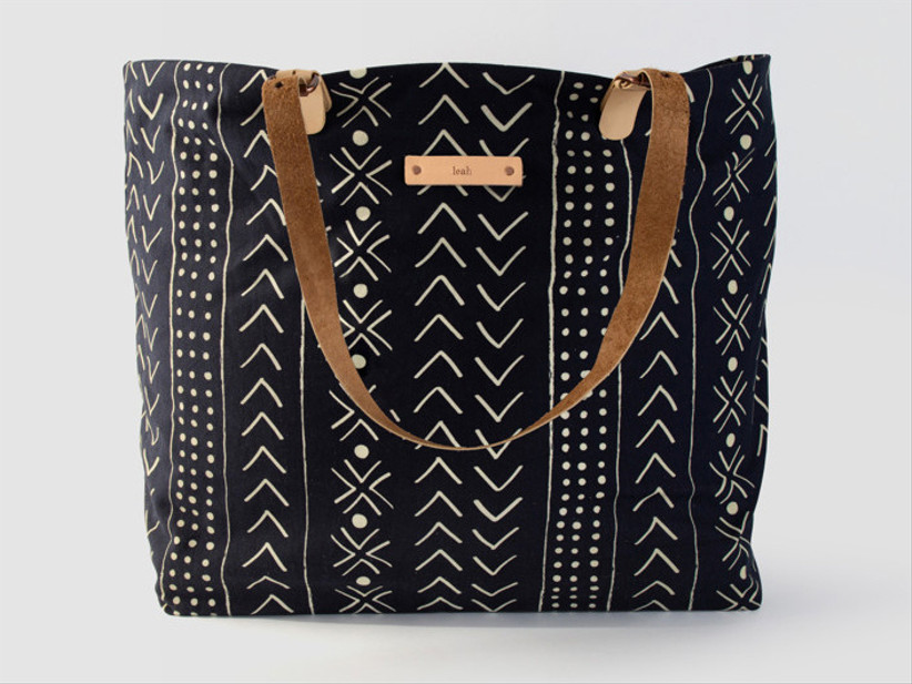minted tote