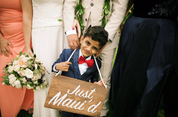 7 Tips for Choosing a Ring Bearer and a Complete List of His Duties