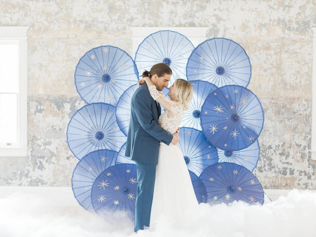 29 Blue Wedding Ideas Inspired by Pantone's Color of the Year