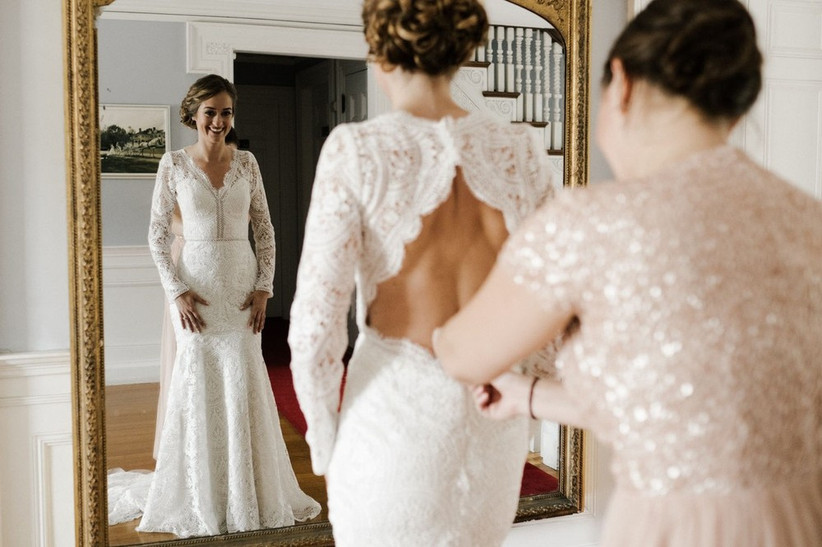 10 Tips for Wedding Dress Alterations You Should Know About